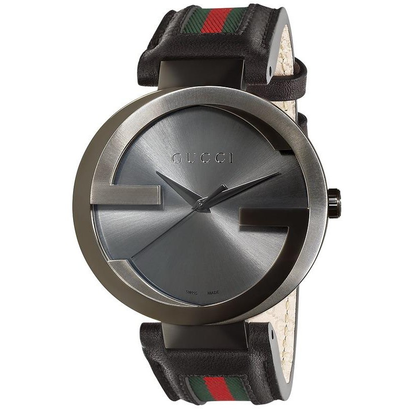 44f01b36877 Gucci Men s Watch Interlocking XL YA133206 Quartz