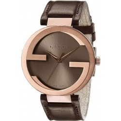 Gucci Men's Watch Interlocking XL YA133207 Quartz