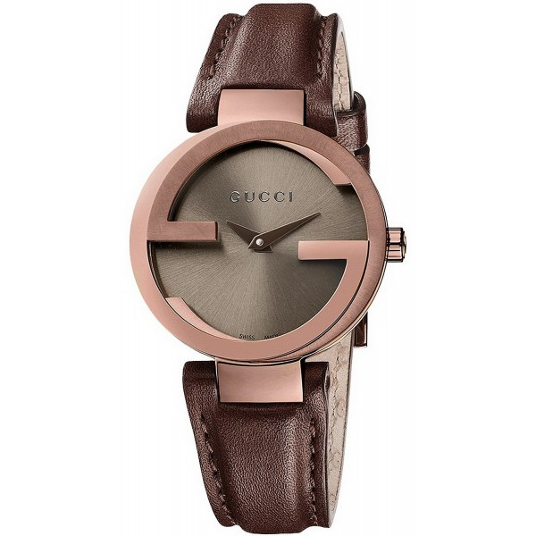 Buy Gucci Women's Watch Interlocking Large YA133309 Quartz