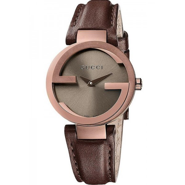 Buy Gucci Women's Watch Interlocking Small YA133504 Quartz