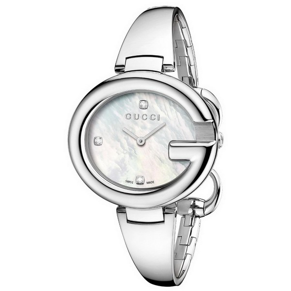 Buy Gucci Women's Watch Guccissima Large YA134303 Quartz