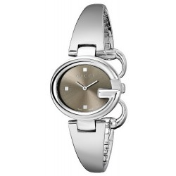 Gucci Women's Watch Guccissima Small YA134503 Quartz