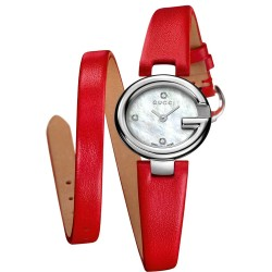 Gucci Women's Watch Guccissima Small YA134508 Quartz