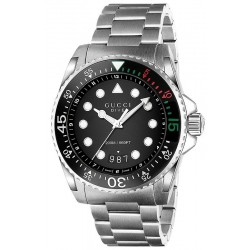Gucci Men's Watch Dive XL YA136208 Quartz