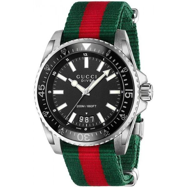 Buy Gucci Men's Watch Dive XL YA136206 Quartz