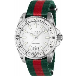 Buy Gucci Men's Watch Dive XL YA136207 Quartz