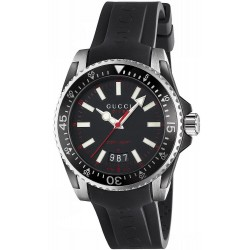 Gucci Men's Watch Dive Large YA136303 Quartz