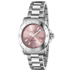 Gucci Women's Watch Dive Medium YA136401 Quartz