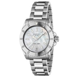 Buy Gucci Women's Watch Dive Medium YA136405 Quartz
