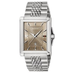 Buy Gucci Men's Watch G-Timeless Medium YA138402 Quartz