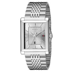 Buy Gucci Men's Watch G-Timeless Medium YA138403 Quartz