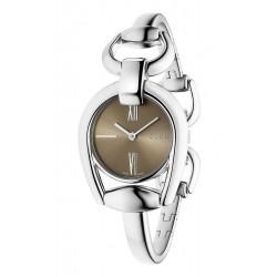 Gucci Women's Watch YA139501 Horsebit Small Quartz
