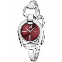 Gucci Women's Watch Horsebit Small YA139502 Quartz
