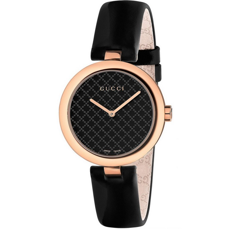 5acbf92df27 Gucci Women s Watch Diamantissima Medium YA141401 Quartz