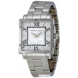Buy Hamilton Women's Watch Jazzmaster Square Lady Quartz H32291114