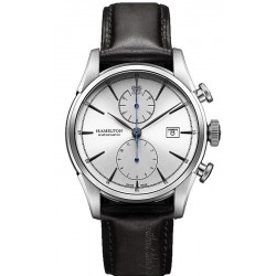 Hamilton Men's Watch Spirit of Liberty Auto Chrono H32416781