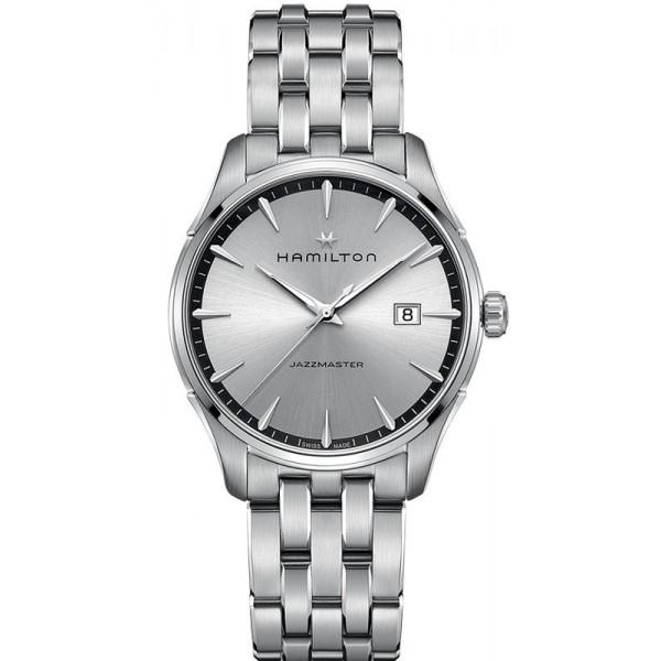 Buy Hamilton Men's Watch Jazzmaster Gent Quartz H32451151