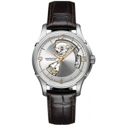 Hamilton Men's Watch Jazzmaster Open Heart Auto Viewmatic H32565555