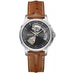 Hamilton Men's Watch Jazzmaster Open Heart Auto Viewmatic H32565585