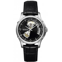 Hamilton Men's Watch Jazzmaster Open Heart Auto Viewmatic H32565735