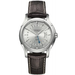 Hamilton Men's Watch Jazzmaster Traveler GMT Auto H32585551