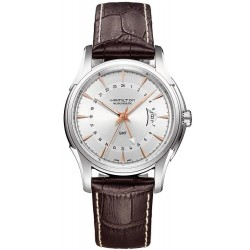 Hamilton Men's Watch Jazzmaster Traveler GMT Auto H32585557