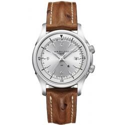Hamilton Men's Watch Jazzmaster Traveler GMT Auto H32625555