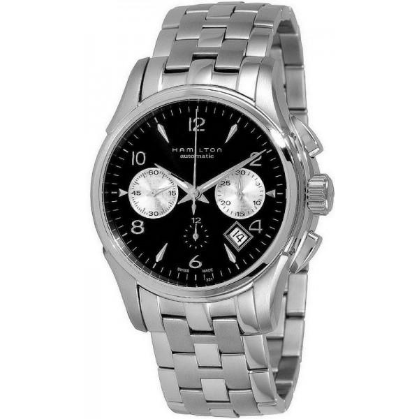 Buy Hamilton Men's Watch Jazzmaster Auto Chrono H32656133