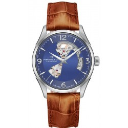 Hamilton Men's Watch Jazzmaster Open Heart Auto Viewmatic H32705541