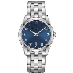 Hamilton Men's Watch Jazzmaster Thinline Quartz H38511143