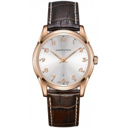 Hamilton Men's Watch Jazzmaster Thinline Quartz H38541513