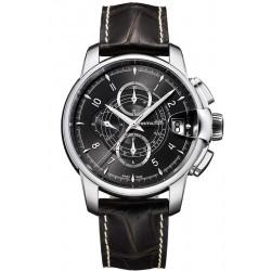 Hamilton Men's Watch H40616535 Railroad Auto Chrono