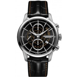 Hamilton Men's Watch Railroad Auto Chrono H40656731