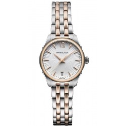 Buy Hamilton Women's Watch Jazzmaster Lady Quartz H42221155