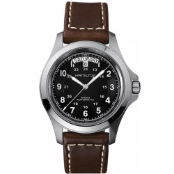 Hamilton Men's Watch Khaki Field King Auto H64455533