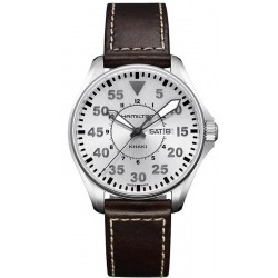 Hamilton Men's Watch Khaki Aviation Pilot Quartz H64611555