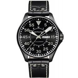 Hamilton H64785835 Khaki Aviation Pilot Auto Men's Watch