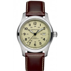 Hamilton Men's Watch Khaki Field Auto 42MM H70555523