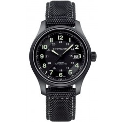 Hamilton Men's Watch Khaki Field Titanium Auto H70575733