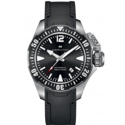 Hamilton Men's Watch Khaki Navy Frogman Auto H77605335