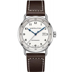 Hamilton Men's Watch Khaki Navy Pioneer Auto H77715553