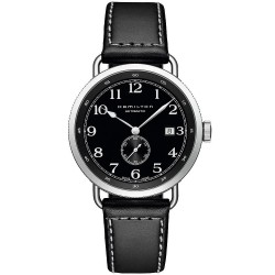 Hamilton Men's Watch Khaki Navy Pioneer Small Second Auto H78415733