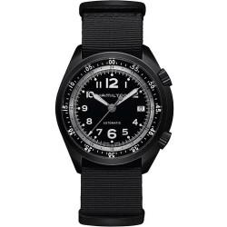Hamilton H80485835 Khaki Aviation Pilot Pioneer Aluminium Auto Men's Watch