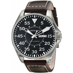 Hamilton Men's Watch Khaki Aviation Pilot Auto H64715535