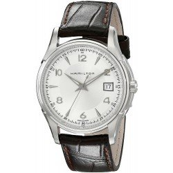 Hamilton Men's Watch Jazzmaster Gent Quartz H32411555