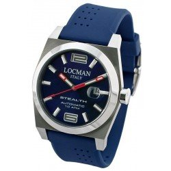 Locman Men's Watch Stealth Automatic 020500BLFNK0GOB