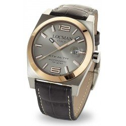 Locman Men's Watch Stealth Automatic 02050RGYF5N0PSA