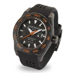 Locman Men's Watch Stealth 300MT Automatic 0216V1-CBCBNKOS2K