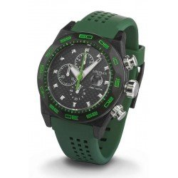 Locman Men's Watch Stealth 300MT Quartz Chronograph 0218C09A-CGCBNKS2G