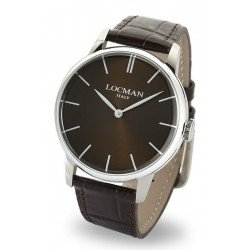 Locman Men's Watch 1960 Quartz 0251V04-00BNNKPT